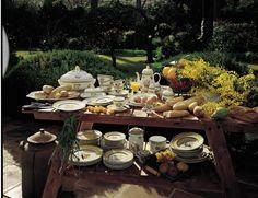 French Garden Fleurence Mug - Villeroy & Boch @ RoyalDesign Chicken Feed, Diy Chicken Coop, Diy Projects For Beginners, Lattice Design, Villeroy, French Countryside, Salad Plates, Mugs Set, Dinner Plates
