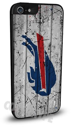 Buffalo Bills Two-Piece iPhone 5 Snap-On Case - Royal Blue/Red