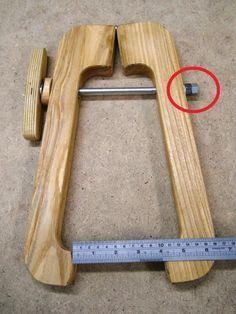 Mejores 281 Imagenes De Diy Clamps En Pinterest Tools Carpentry Y