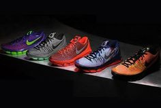 Nike KD 8 Release Dates - Air 23