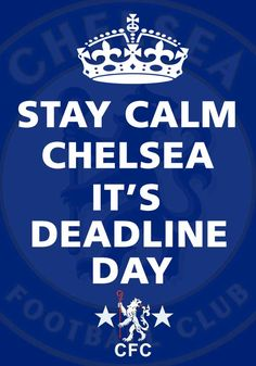 Someone asked me for one without TalkChelsea on it Lets pray to Dog that theres no more Waterboys or more deadwood for our Ikea store! Chelsea Football, Chelsea Fc, Stay Calm, Pray, Ikea, Photoshop, Dog, Store, Blue