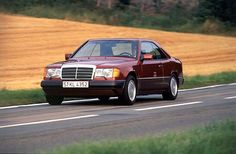 Mercedes Benz W124 coupe...if i could just save up at least RM20k by end of this year