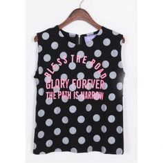 Page Not Found , Dresslily is an online shopping store who providing fashion dresses, quality electronics. A cheap clothes shopping is easy here. Polka Dot Letters, Black Vest, Sammy Dress, Cheap Clothes, Online Shopping Stores, Scoop Neck, Fashion Dresses, Cheap Wholesale, Casual