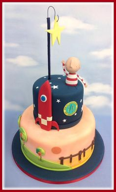 How to Catch a Star Cake | Birthday Cakes | The Cake Store