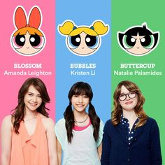 And once again the day is saved thanks to the Powerpuff Girls!