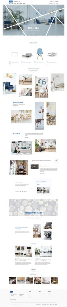 Start a furniture, home decor or interior design WooCommerce store in just a few minutes. Web Design, Wordpress Theme, Carousel, Ecommerce, Sofas, Beds, Chairs, Photoshop, Furniture