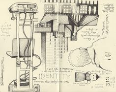 identity | by andrea joseph's illustrations