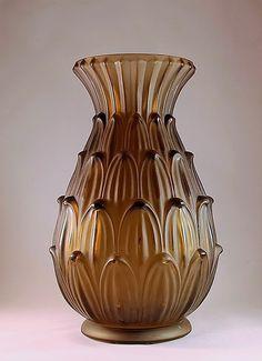 Vase Verart, sous-marque de Sabino.