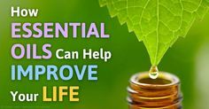 The highly concentrated form of biologically active volatile compounds in essential oils can provide therapeutic benefits in very small amounts. http://articles.mercola.com/sites/articles/archive/2015/08/17/essential-oils-improve-life.aspx
