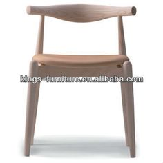 Wooden Hans Wegner Elbow Chair Kf-c17 - Buy Wooden Hans Wegner Elbow…