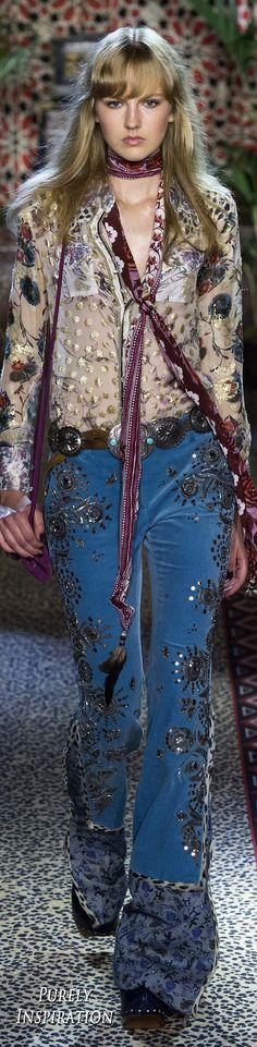 Roberto Cavalli SS2017 Woman's Fashion RTW | Purely Inspiration