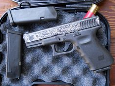 78 Best Glock Engraving Images Acanthus Arabesque