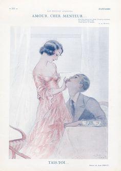Jean Droit 1932 Lovers