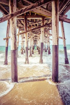 Balboa Pier . Newport Beach . California