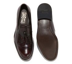 Zapato de meter con borlas - Zapatos - Rebajas Caballero - Rebajas - Salvatore Ferragamo