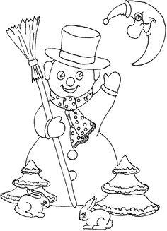 """iColor """"Snowmen"""""""