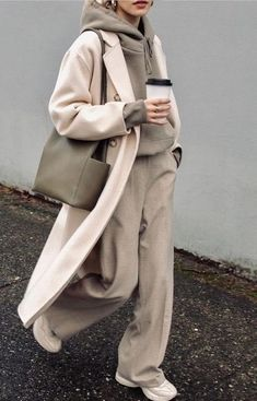 Winter Mode Outfits, Winter Fashion Outfits, Modest Fashion, Casual Outfits, Diy Outfits, Fashion Weeks, Girl Fashion, Hijab Casual, Summer Outfits