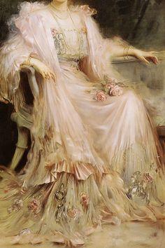 mi lascio andare - warpaintpeggy: INCREDIBLE DRESSES IN ART (47/∞)...