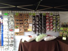 Dana Point's Food, Wine and Music Festival 2014. Sawyer's Pet Bakery booth