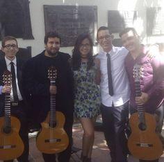 """El Recital cierre de la Temporada """"Sólo hay un Bach"""" estuvo a cargo de Jonathan Natera, Carlos Lozano, Ramón Márquez y Víctor Sulbarán 🎸(@temporadaBACH)   Twitter"""