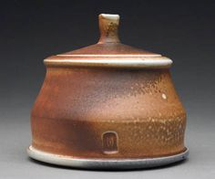 William Baker pottery at MudFire Gallery