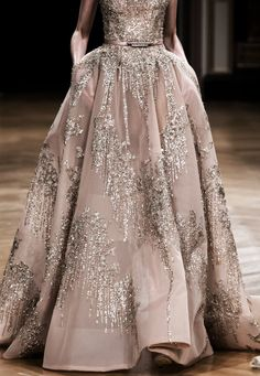 """ Ziad Nakad Haute Couture Fall/Winter 2016-17. """