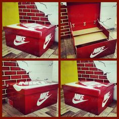 Zapatero Nike Personalizado