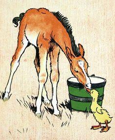illustration by Cecil Aldin