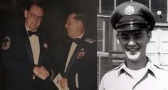Retired Chief Master Sgt. Victor Hugo, former 446th Military Air Wing command chief, started out his Air Force career in 1951 by attending basic military training at what was then Lackland Air Force Base in San Antonio, Texas.
