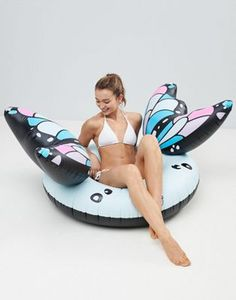 Big Mouth Butterfly Pool Float Inflatable