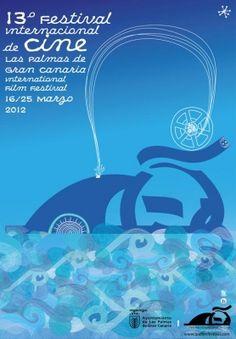 Cartel Festival de Cine Las Palmas