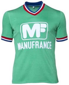MAILLOT DE LEGENDE. St-Etienne