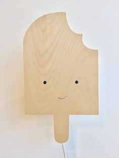 Wandlamp IJsje gezichtje By June Interiors