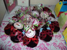Ladybug Birthday Party Ideas | Photo 4 of 25
