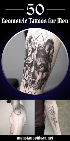The Popularity of Geometric Tattoos for Men Geometric tattoos for men have increasingly become one of the most popular and fastest developing genres of tattooing styles, preferably amongst men, compared to other styles. The style's…