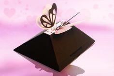 Convite 15 anos borboleta por @peuart