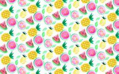 New Desktop Wallpaper Summer Pineapple Ideas Summer Desktop Backgrounds, Desktop Wallpaper Summer, Spring Wallpaper, Cute Backgrounds, Trendy Wallpaper, Cool Wallpaper, Wallpaper Backgrounds, Desktop Wallpapers, Phone Backgrounds