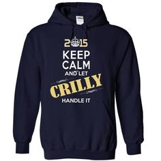 nice CRILLY Name Tshirt - TEAM CRILLY, LIFETIME MEMBER
