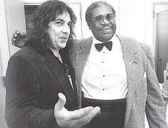 Pappo y BB King: el día que el Carpo fue Gardel con guitarra eléctrica   Rock 'N Ball