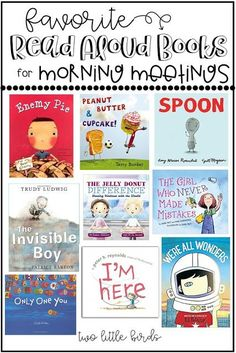 Teach Your Child to Read - Favorite read aloud books for morning meetings in your classroom! - Give Your Child a Head Start, and.Pave the Way for a Bright, Successful Future. Morning Meeting Kindergarten, Morning Meeting Activities, Kindergarten Reading, Teaching Reading, Class Meetings, Morning Meetings, Morning Work, Morning Meeting Greetings, Meeting Book