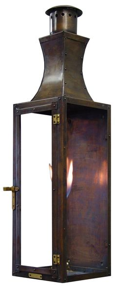 Governor Flush Mount | Copper Lights | Bevolo Gas & Electric Lighting