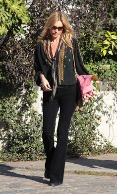 Kate Moss; the ultimate in cool
