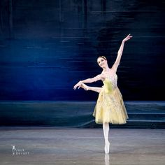 Swan Lake in Kiev, Anastasiya Shevchenko and Denys Nedak (Taras Shevchenko National Opera and Ballet Theatre of Ukraine) - Photos by Jack Devant