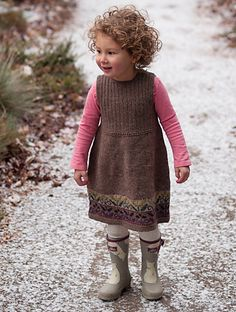 Ravelry: Project Gallery for Winter Garden Jumper pattern by Sarah Pope