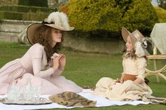 The Duchess (2008). Costume design by Michael O'Connor.