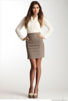 Trendy Business Casual Work Outfits For Woman 2