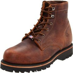 Wolverine Men's Plainsman 6' Work Boot