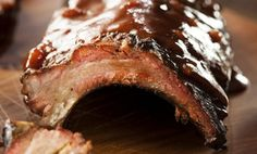 Make the best barbecued pork ribs with these tips Oven Cooked Ribs, Ribs In Oven, Slow Cooked Meals, Sauce Barbecue, Barbecue Ribs, Rib Recipes, Cooking Recipes, Diabetic Recipes, Cooking Rice