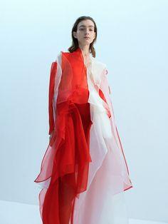 A long dress by gertrude stein