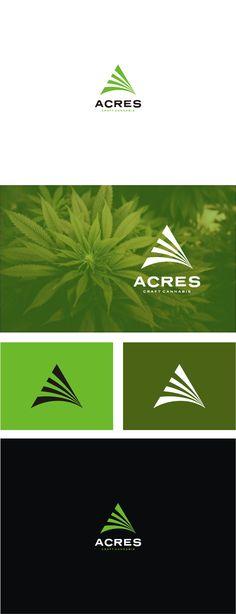 Generic and overused logo designs sold - ACRES - Corporate Design - Entwurf World Corporate Design, Branding Design, Triangle Logo, Triangle Design, Van Damme, Clover Logo, Cl Design, Spartan Logo, Letter Logo